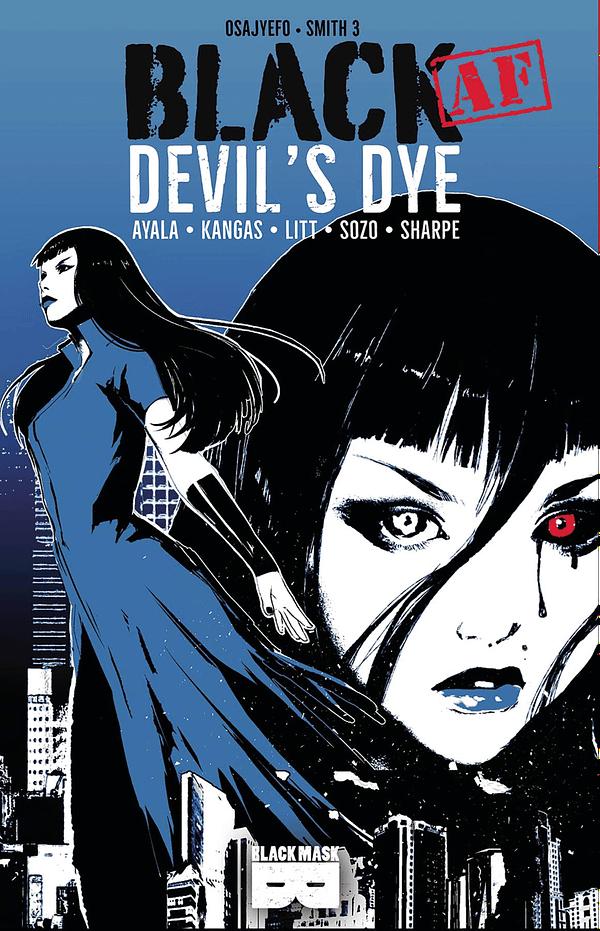 Black Mask Returns To Diamond Comics In January 2021