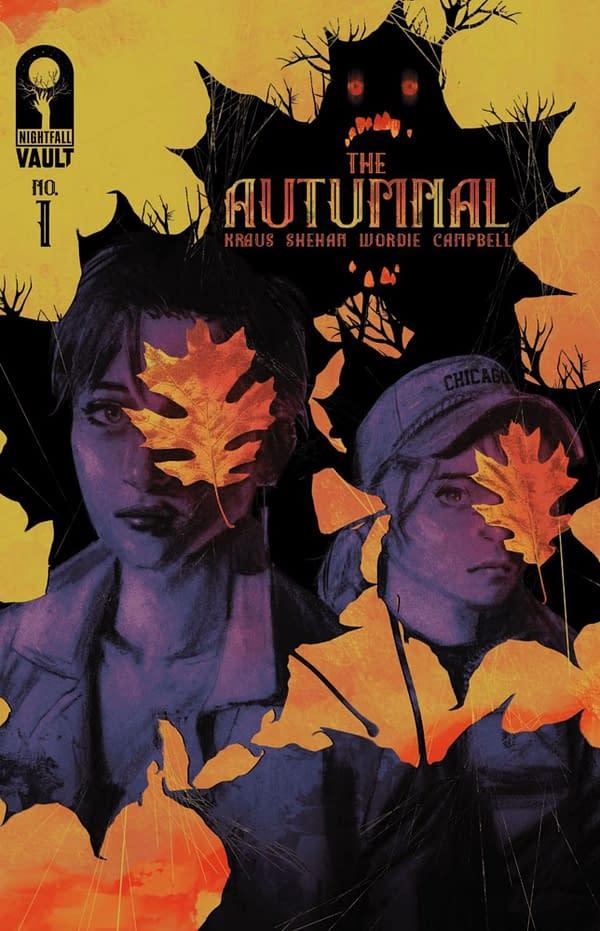 The Autumnal #1 cover. Credit: Vault Comics