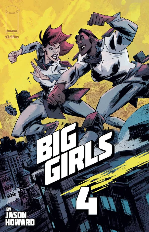 Big Girls #4 Review: A Gigantic Accomplishment