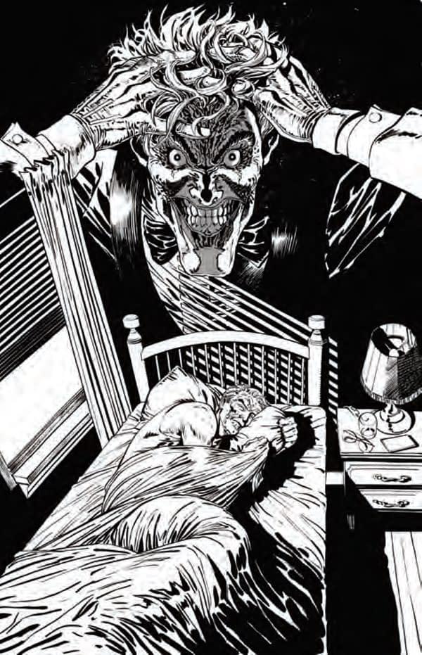 The Joker #1 Preview Recalls The Killing Joke