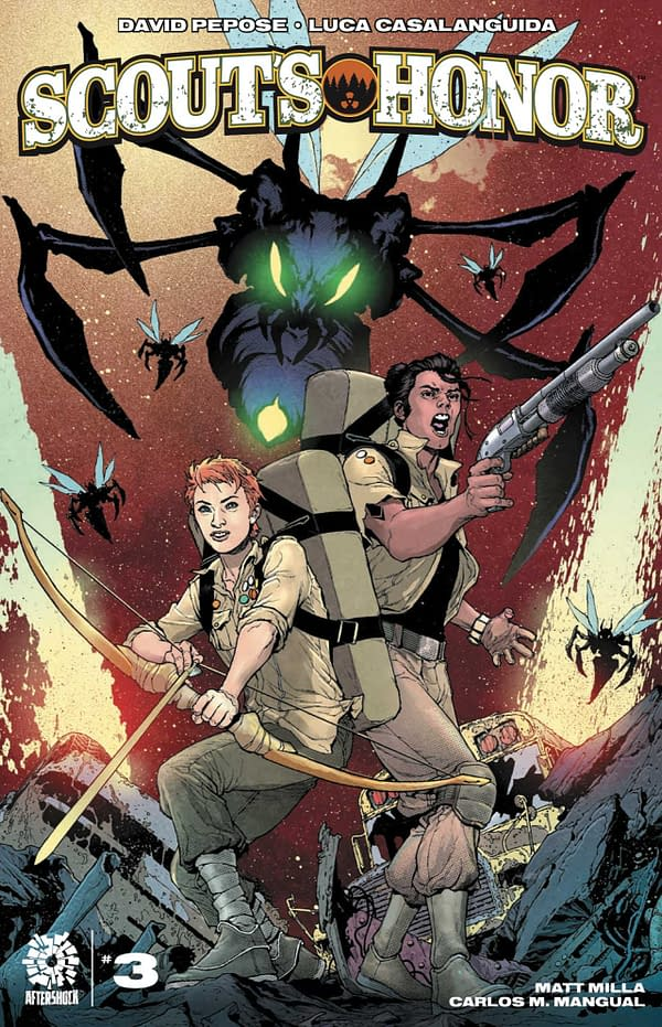 Scout's Honor #3 Review: Makes Every Panel Count