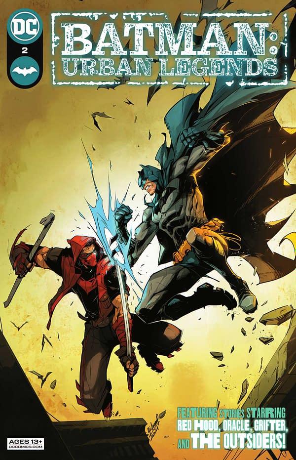 Batman: Urban Legends #2 Review: A Strong Effort