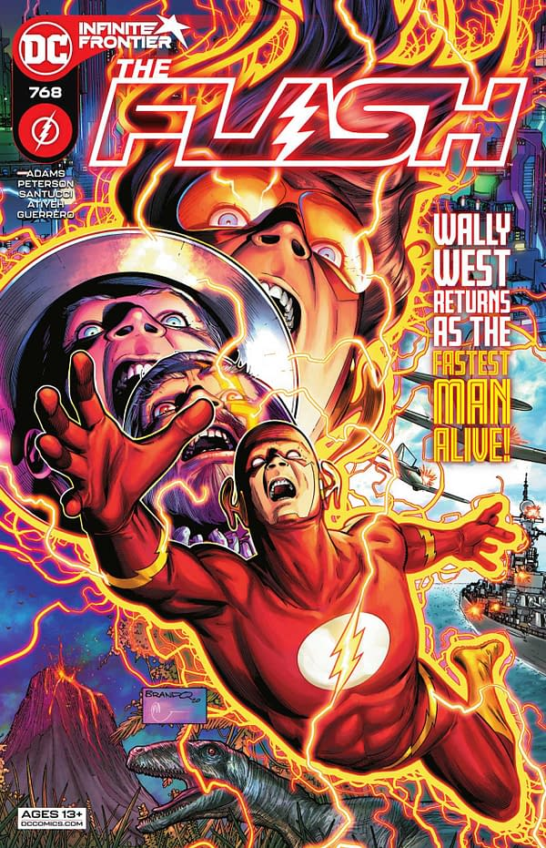 The Flash #768 Review: It's Gibberish