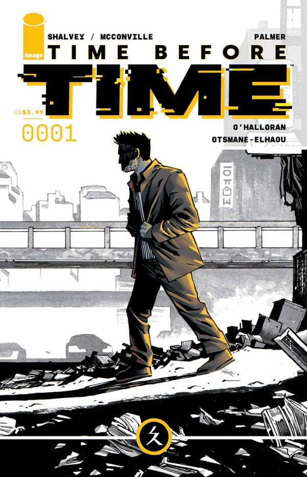 Time Before Time #1 Review: Subtle and Elegant