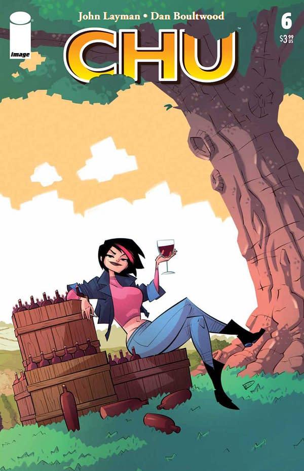 Chu #6 Review: A Dumpster Fire That Walks Like A Woman
