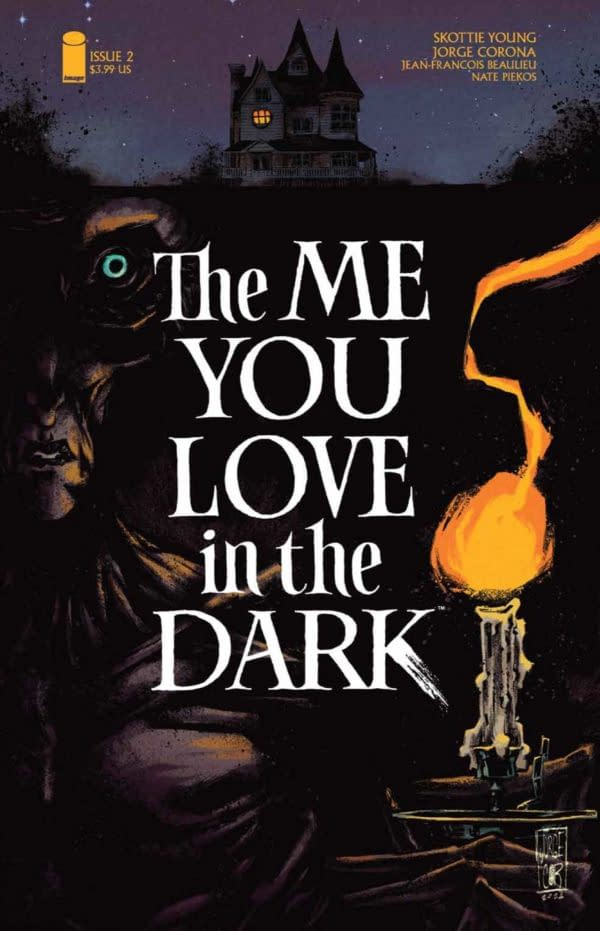 The Me You Love In The Dark #2 Review: Engaging Elements