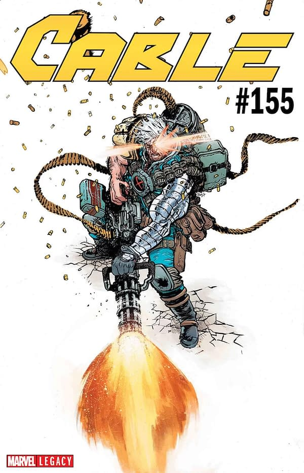 Hope Summers Returns in Cable #155 with New Creative Team of Zac Thompson, Lonnie Nadler, German Peralta