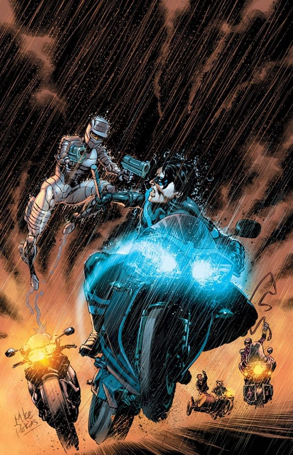 Nightwing and Titans Both Go Twice-Monthly at $3.99 an Issue