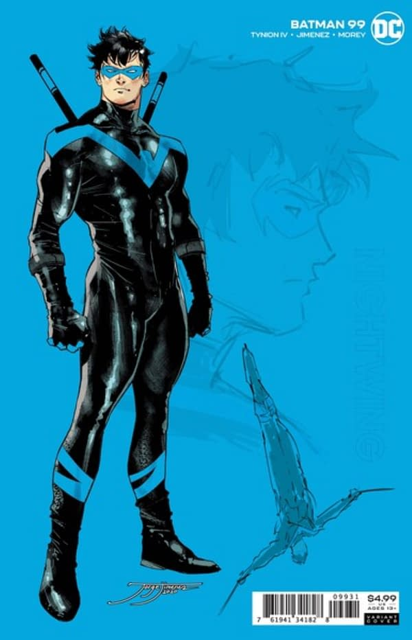 Shiny Batman Costume Sets Up Batman #99 Cliffhanger To #100