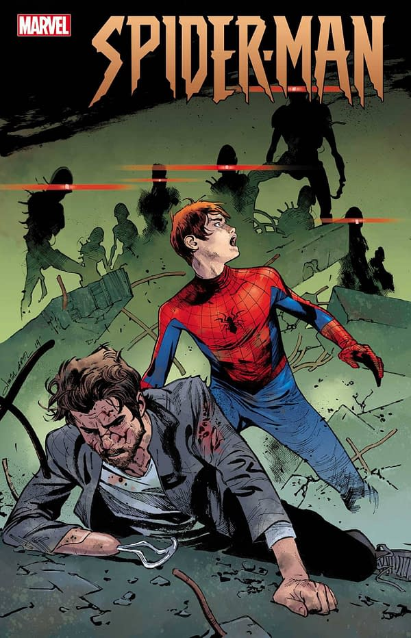 Spider-Man Comics Slip A Few Weeks Including JJ Abrams' Spider-Man #5
