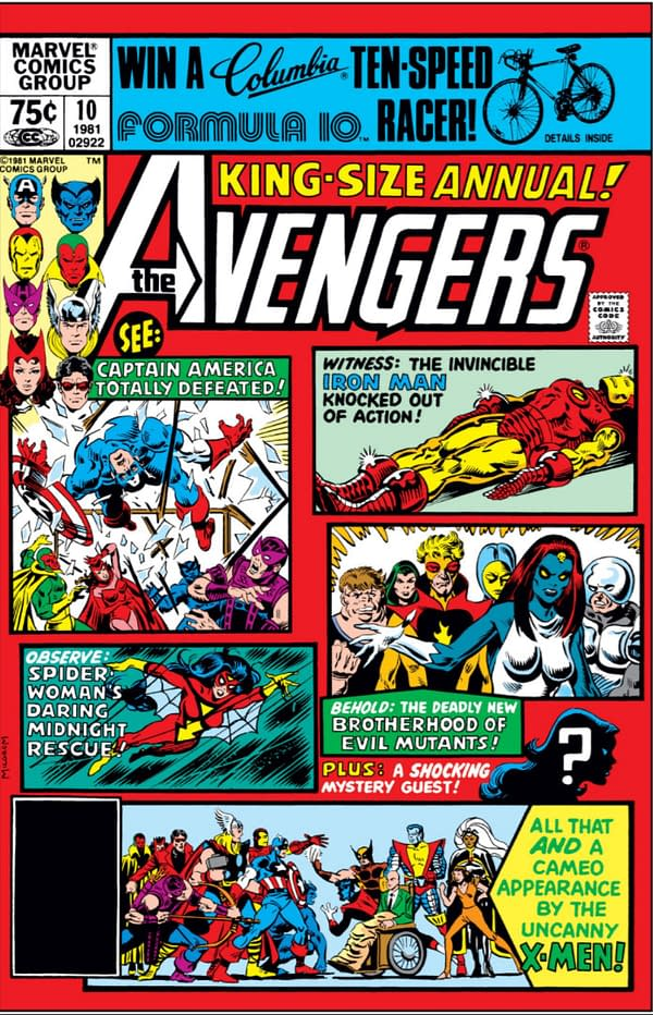 Chris Claremont Explains What's More Important: Characters or Plot
