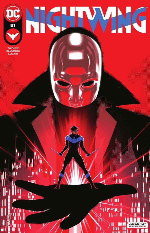 Nightwing review # 81: a mixed bag