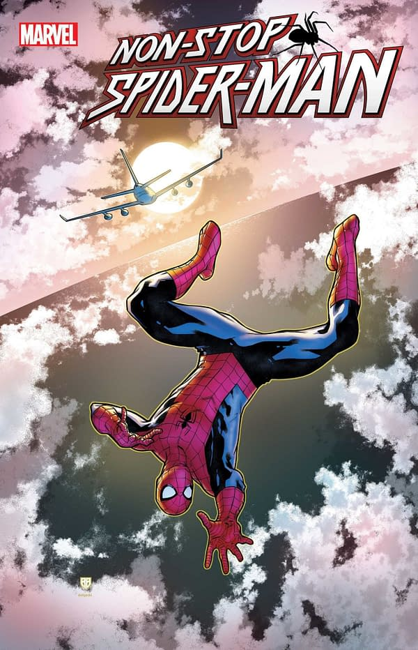Cover image for NON-STOP SPIDER-MAN #5