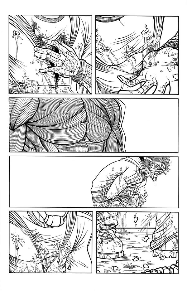 The Strange Talent Of Luther Strode #1 From Image In October