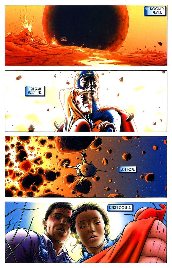 Brian Michael Bendis to Reveal Everything You Knew About Superman Was Wrong, in Action Comics #1000