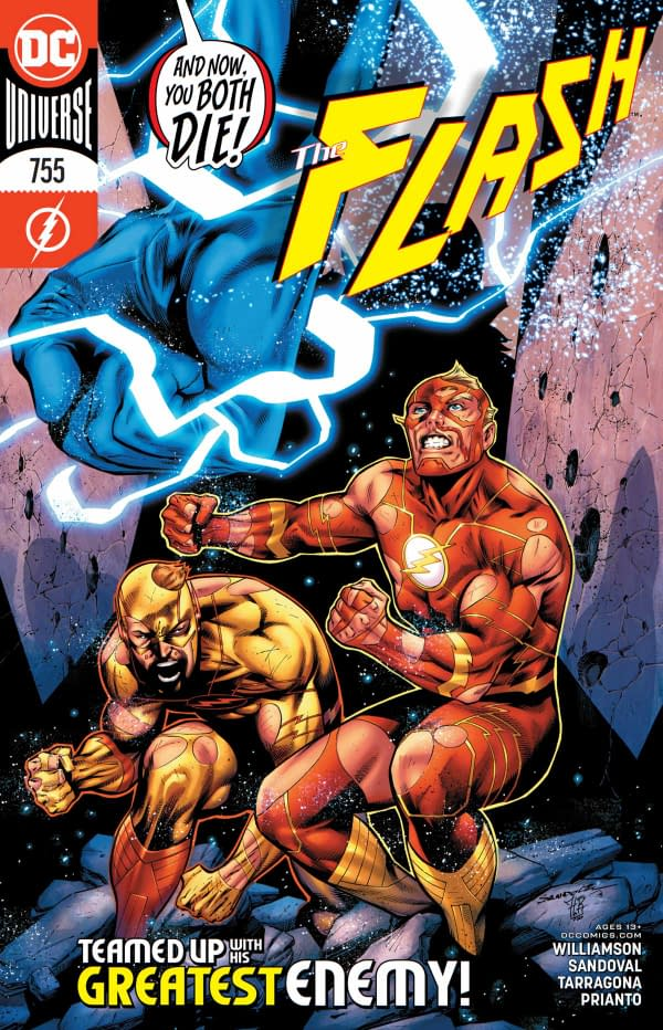 The Flash #755 Review: Song Of Hope And Pugilism