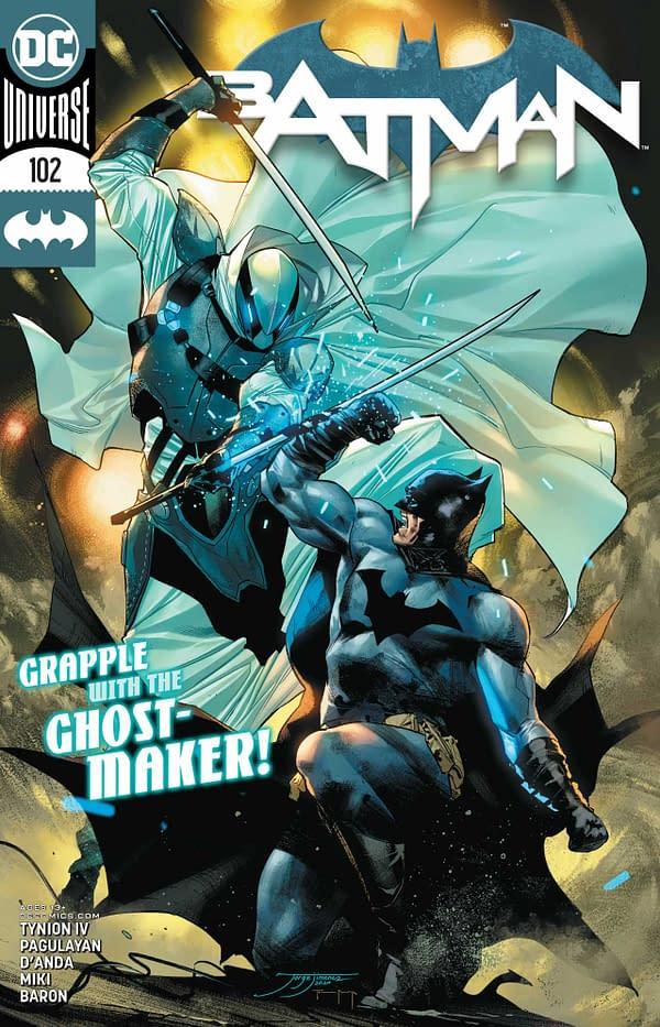 Batman #102 Review: It Doesn't Make Sense