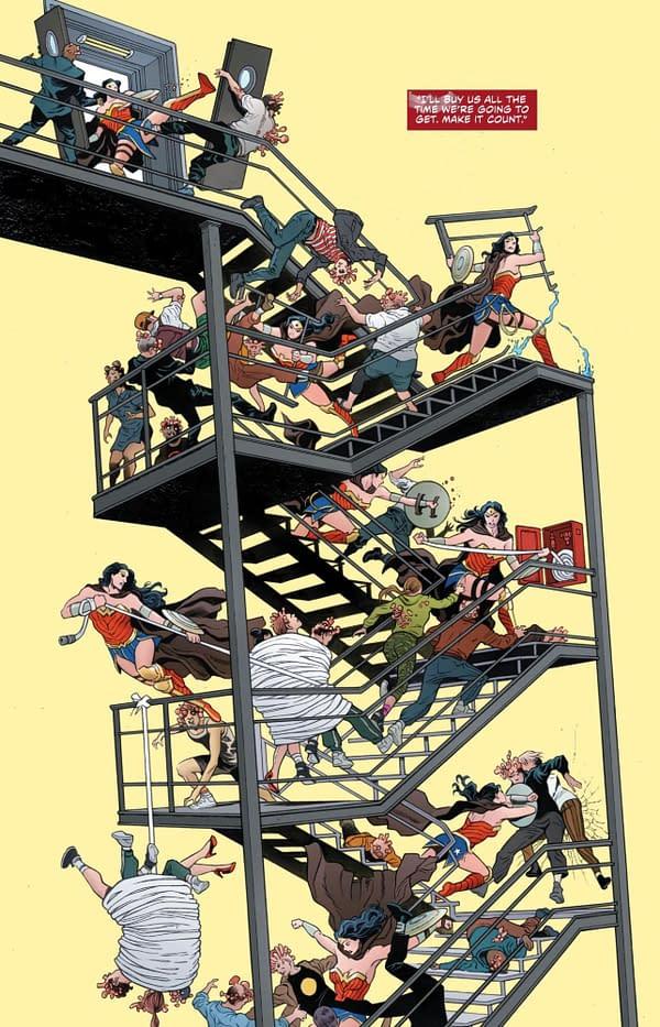 James Tynion IV Launches New Comic With Álvaro Martinez Bueno