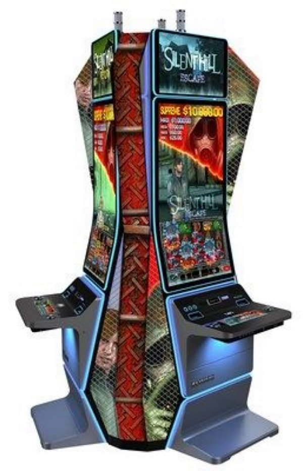 "Konami Announces A New ""Silent Hill""... Pachinko Machine"