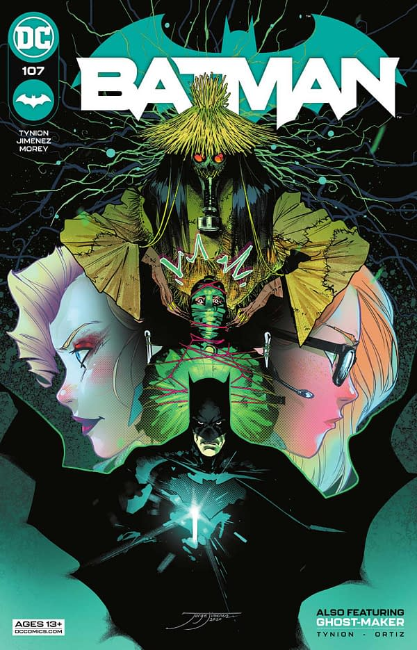 Batman #107 Review: Maybe Not So Rich