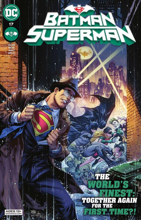 Batman/Superman #17 Review: Cascade of Cliches