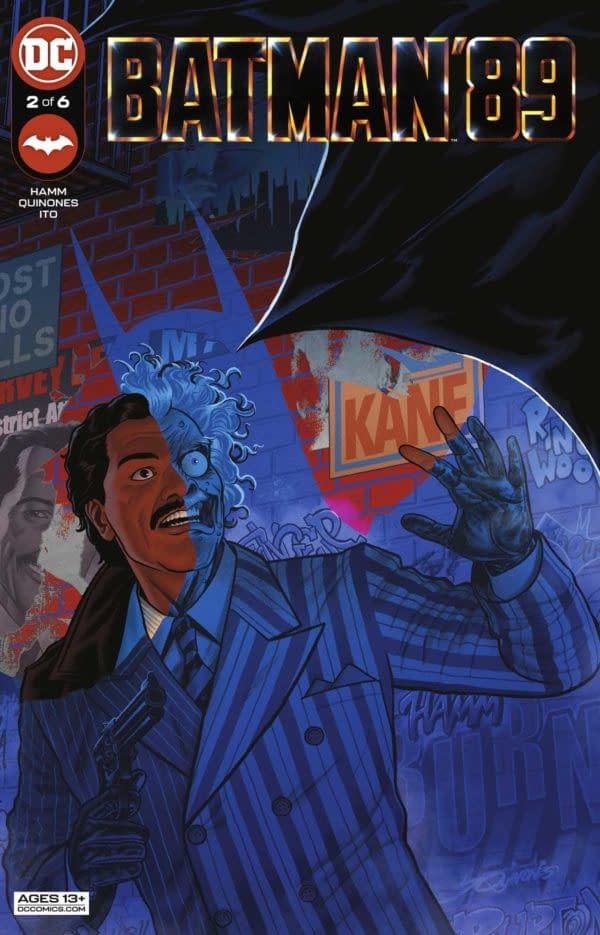 Batman 89 #2 Review: Refreshingly Effective