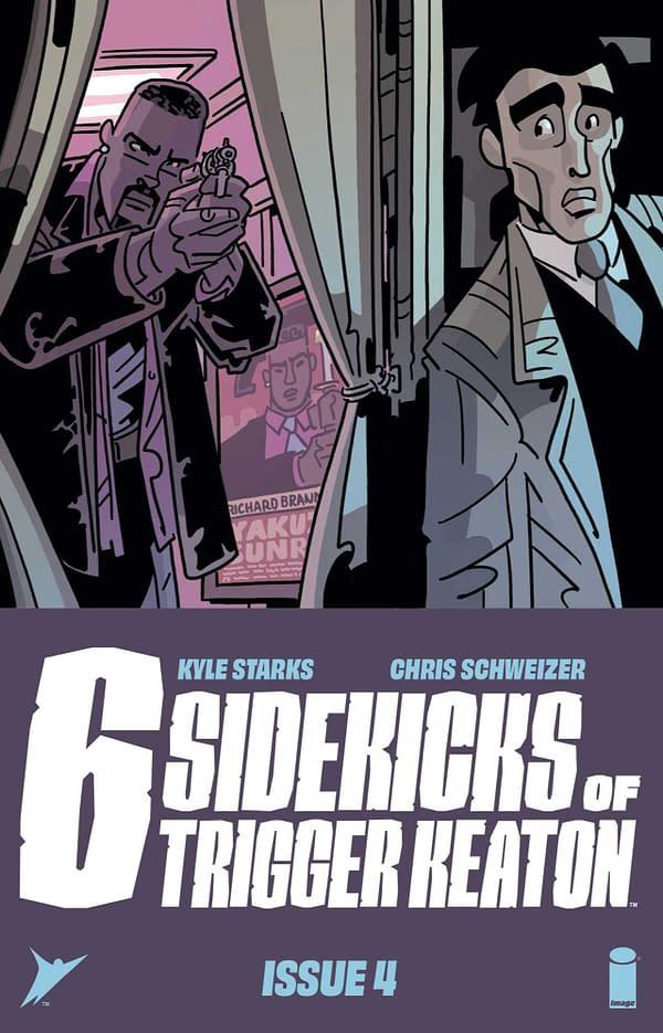 Six Sidekicks Of Trigger Keaton #4 Review: Much To Enjoy