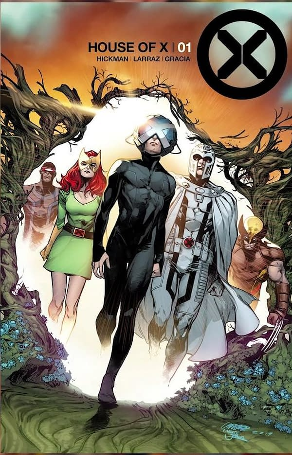 A Look Ahead at House Of X and Power Of X For the Future of the Mutant Race