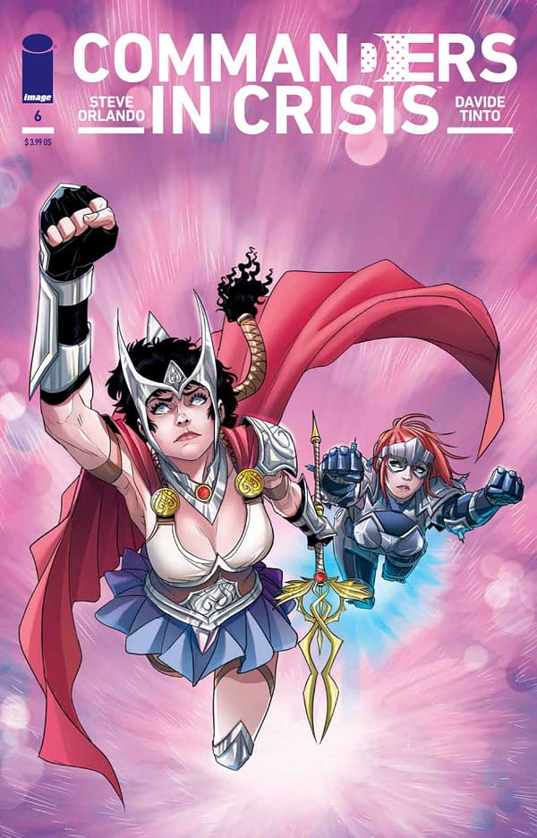Commanders In Crisis #6 Review: One Very Good Comic Book