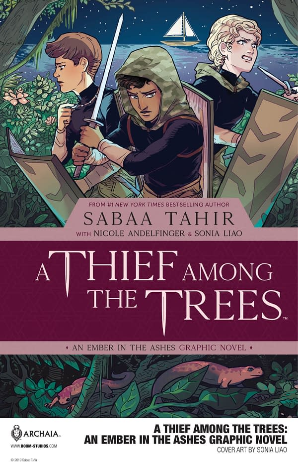 Boom Studios Brings Sabaa Tahir, Kieron Gillen and James Tynion IV to American Libraries Association Mid-Winter Conference