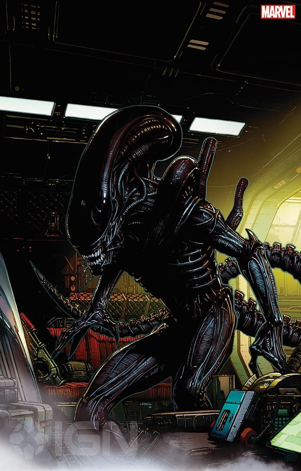 Marvel Comics Grabs Alien and Predator Licenses From Dark Horse.