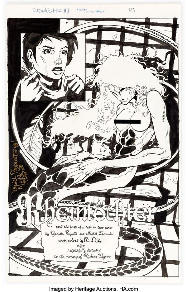 Buy Yanick Paquette, Humberto Ramos, Leinil Yu Original Art For Cheap