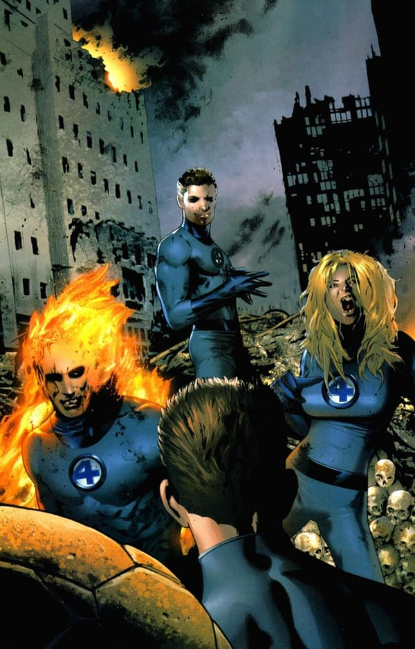 Mark Millar On How He Created What If?s Marvel Zombies