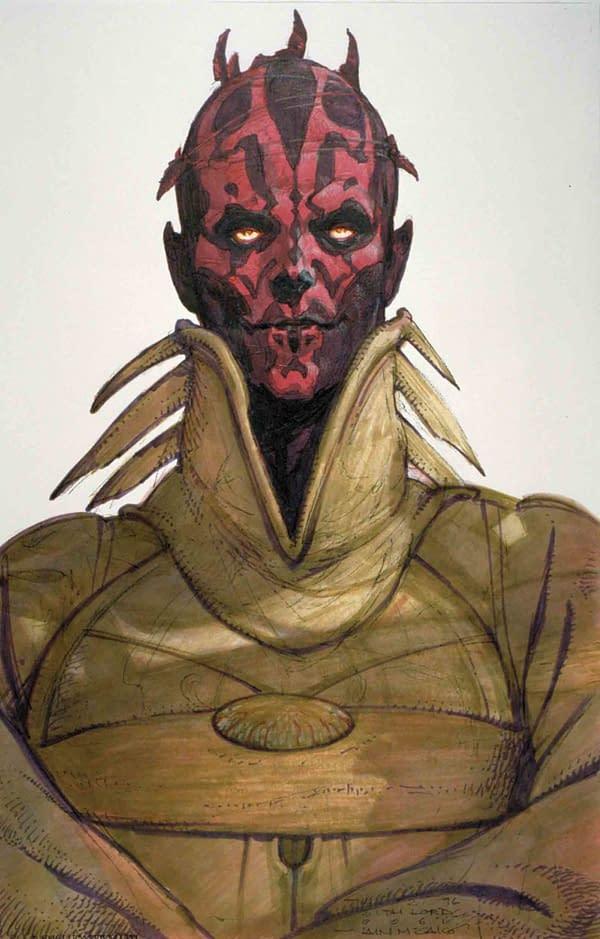 Marvel to Publish Star Wars Comics for Qui-Gon, Darth Maul, Jango Fett, Anakin Skywalker, Count Dooku, Padme Amidala and General Grevious