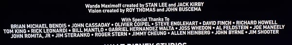 John Byrne Gets His Credit In WandaVision - And Jim Shooter