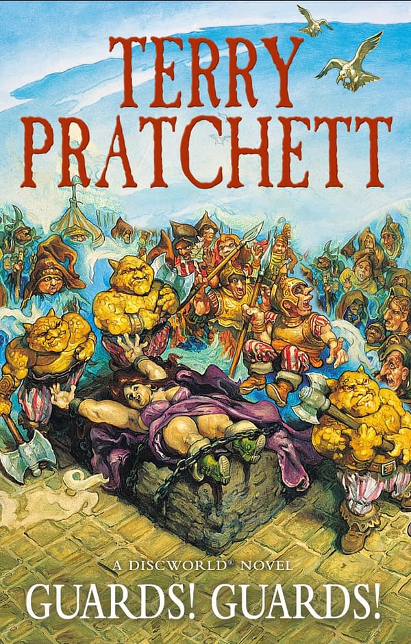 After 7 1/2 Years, BBC America Greenlights Terry Pratchett's The Watch TV Series