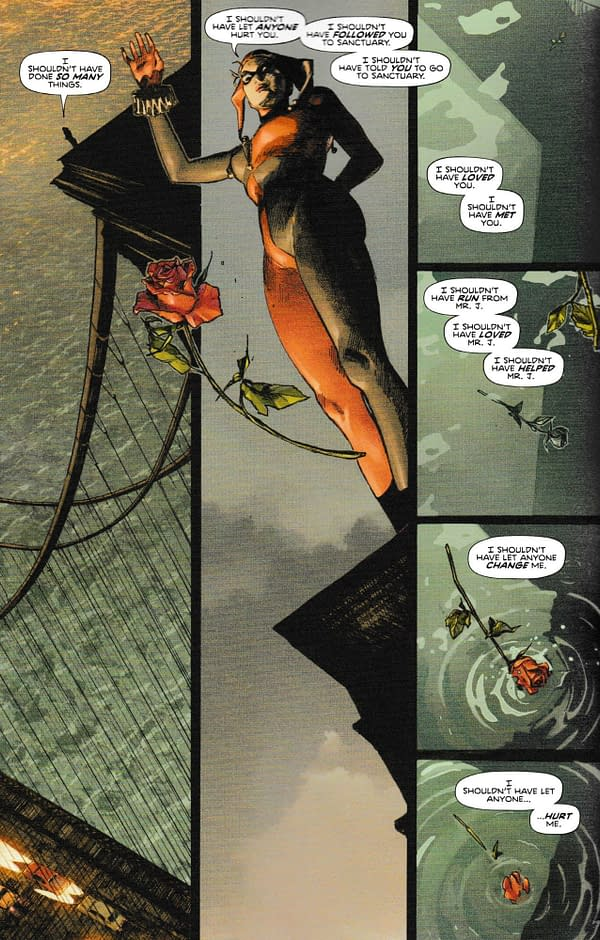 So What Did Happen With Poison Ivy In Heroes In Crisis #2 Anyway? (Spoilers)