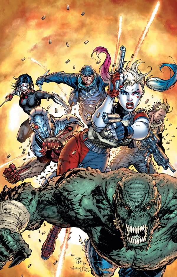 Suicide Squad Canceled With January's #50… Just in Time for an Azzarello Relaunch?