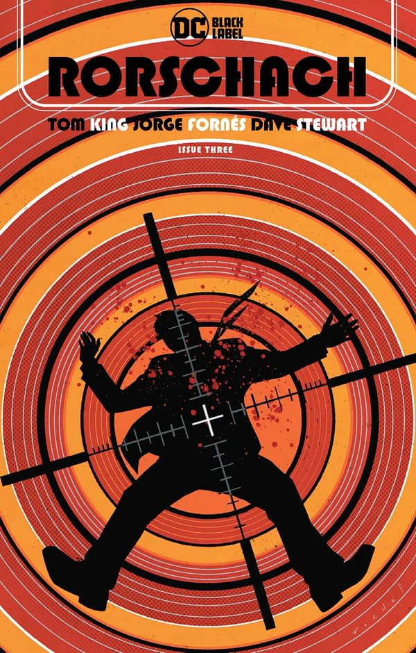 Rorschach #3 Review: Making Icons Out Of Idiots