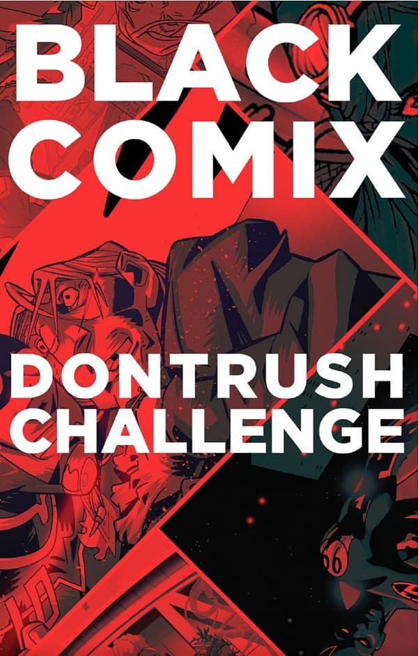 Image for Don't Rush Challenge Credit to Michael Young II @ThatNERDSoul and used with permission.