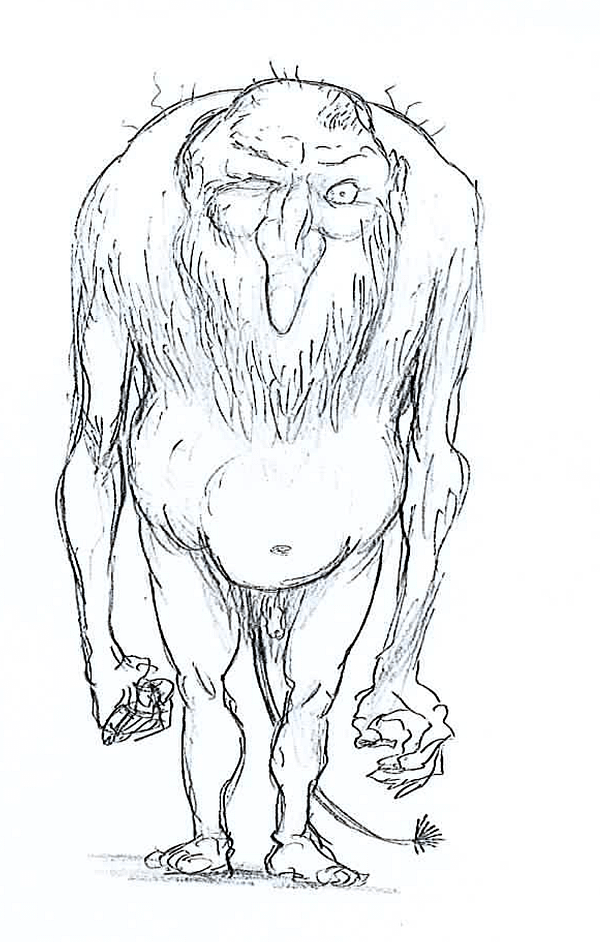 A Guide To Recognising Your Trolls: Concept Art From The Troll Hunter