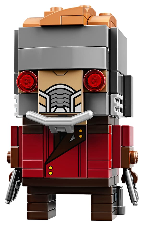 LEGO Marvel Infinity War Brickheadz Add Thanos, More to Your Collection