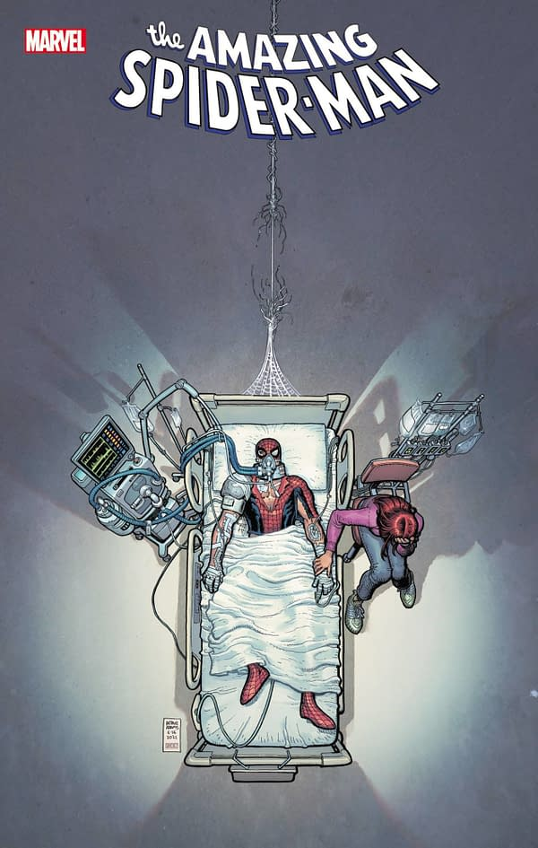 Spider-Man In A Coma, I Know, I Know, It's Serious (ASM #76 Spoilers)