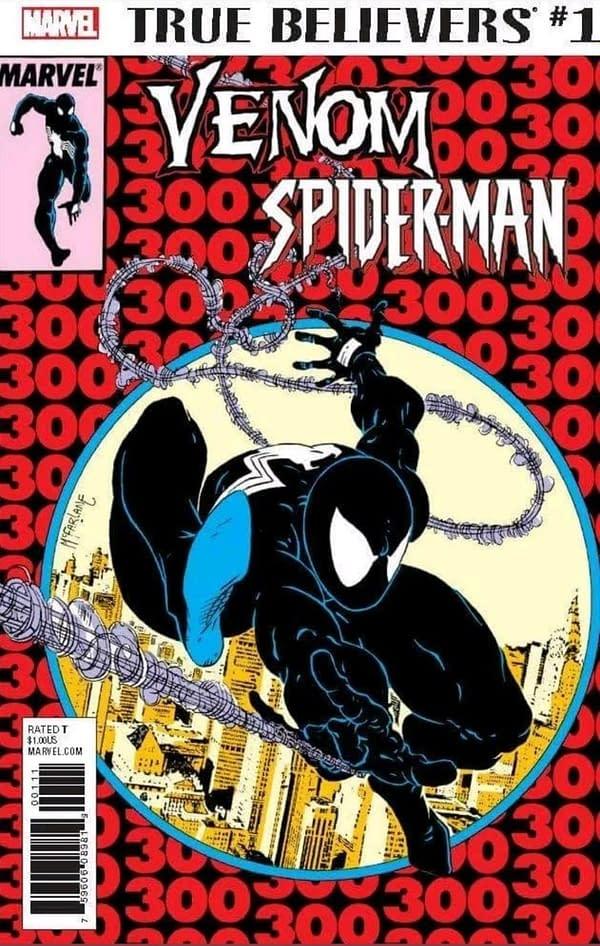 Marvel Gives $1 Venom Reprint a Second Printing