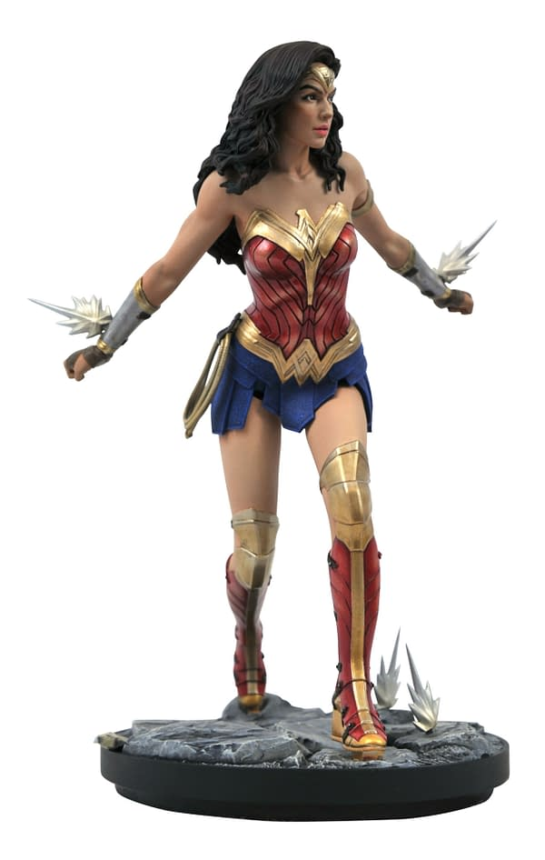 New DC Comics Gallery Statues Coming Soon From Diamond Select