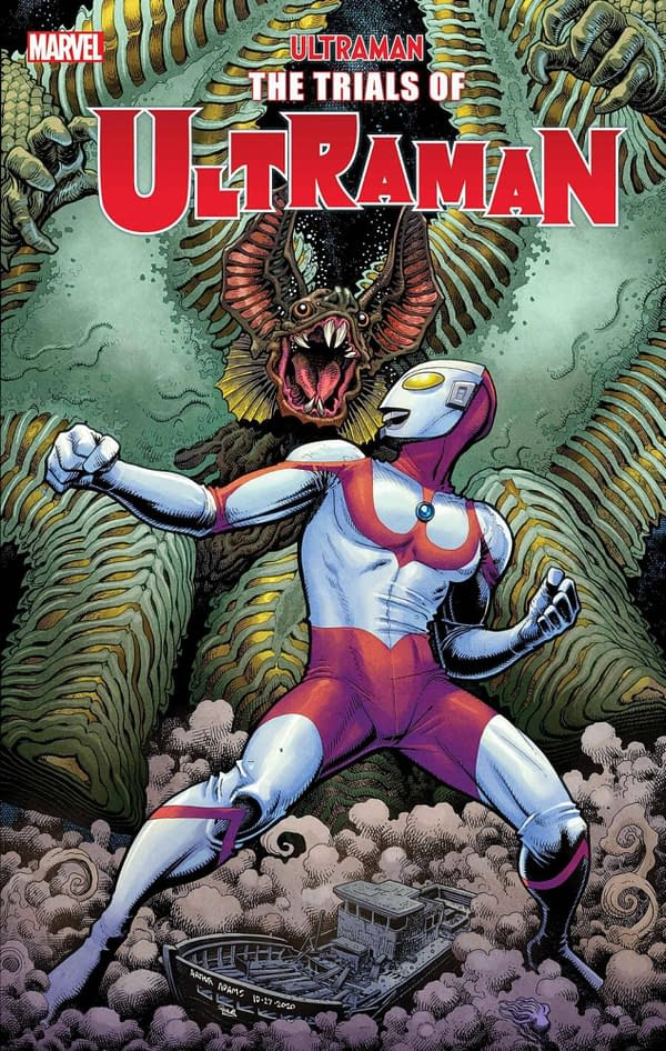 Marvel Launches The Trial Of Ultraman in March 2021