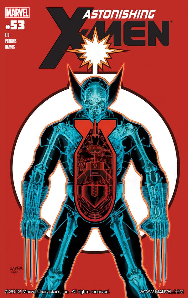 Cammy's Favourite Covers – Some Days You Can't Get Rid Of A Wolverine