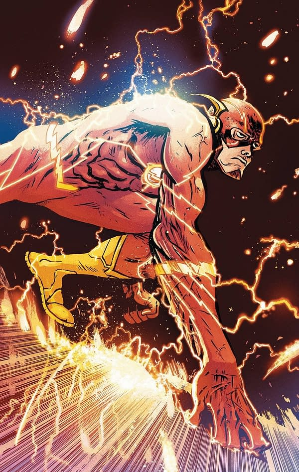 Flash #756 Variant Cover