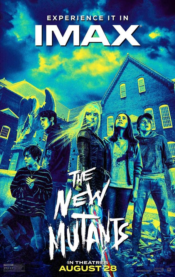 The New Mutants: Blu Hunt On LGBTQ+ Representation
