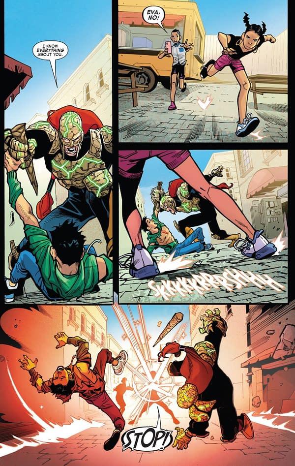 Speculator Corner: Reptil and Marvel's Voices: Comunidades (Spoilers)